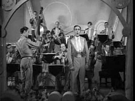 Bernard Monshin and his Rio Tango Band with Monte Rey - 1936
